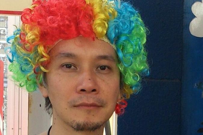 お客さまの声「バイラルメイクワークショップ」名古屋市中区大須でイタリアンバルアルコバレーノ大須を経営される松橋輝臣さんより
