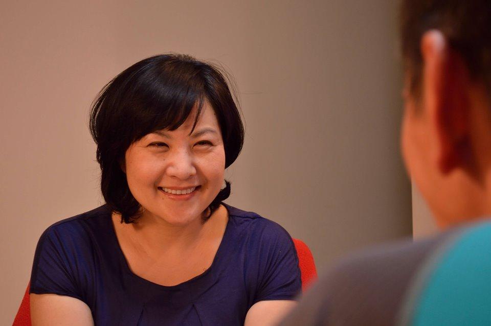 お客さまの声「バイラルメイクパワーディスカッション」愛知県でキャリアカウンセラーを営まれる豊岡敬子さんより