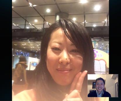 お客さまの声「バイラルメイクパワーディスカッション」兵庫県尼崎市で美容アドバイザーを営まれる桜木サミーさんより